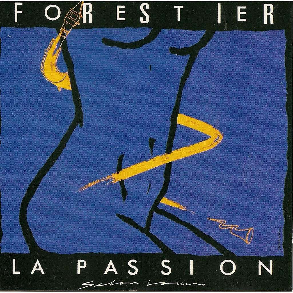 Louise Forestier - La Passion Selon Louise