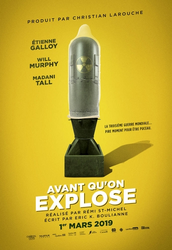 Avant qu'on explose (FILM)